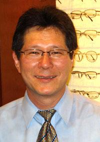 David Mason, optician